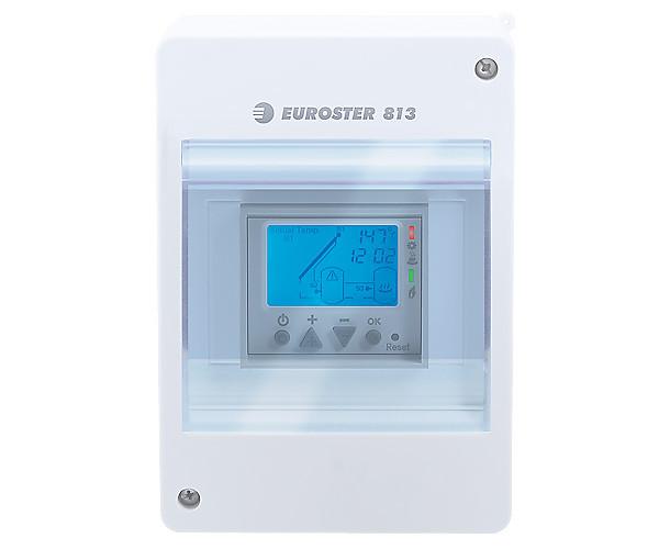 Соларный термоконтроллер Euroster 813