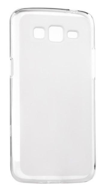 Силиконовый чехол для Samsung J7/J700/J701 White 0.3mm