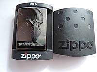 """Зажигалка ZIPPO «Transformers"""" копия, фото 1"""
