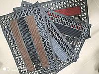 Придверный коврик пена 45х75 см