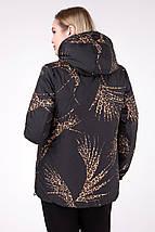 Женская куртка двухсторонняя 48-68р, фото 2