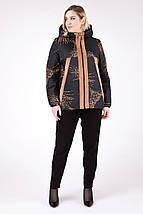 Женская куртка двухсторонняя 48-68р, фото 3