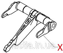 17000754 З'єднання эднувальний елемент(тризуб) у рабочу групу, GranBarista