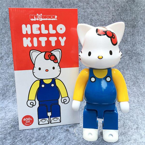 Фигурка Hello Kitty Bearbrick 400 %