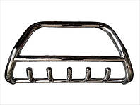 Защита переднего бампера (кенгурятник) Toyota Highlander 2010+
