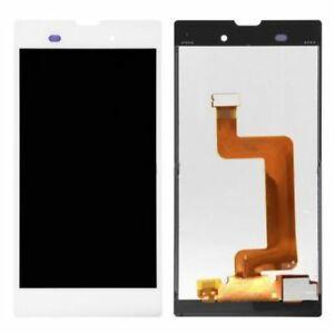 Дисплей для Sony D5102 Xperia T3/D5103/D5106 с тачскрином белый Оригинал