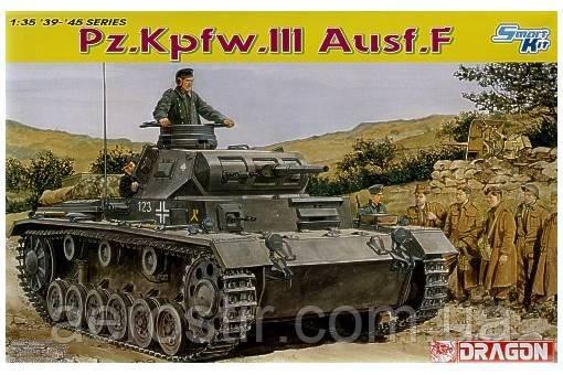 Pz.Kpfw III Ausf.F 1/35 Dragon 6632