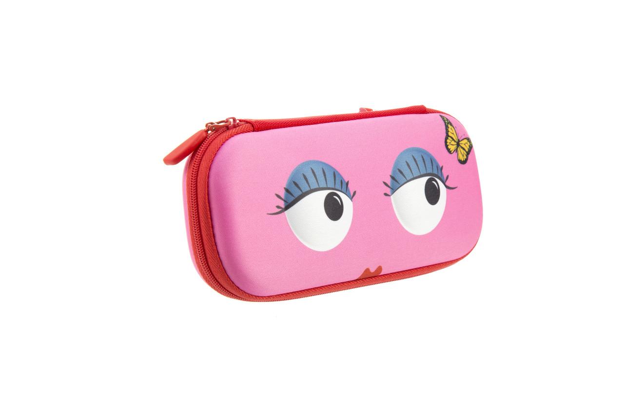 Пенал ZIPIT BEAST BOX, колір PINK (рожевий)