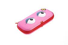 Пенал ZIPIT BEAST BOX, колір PINK (рожевий), фото 2