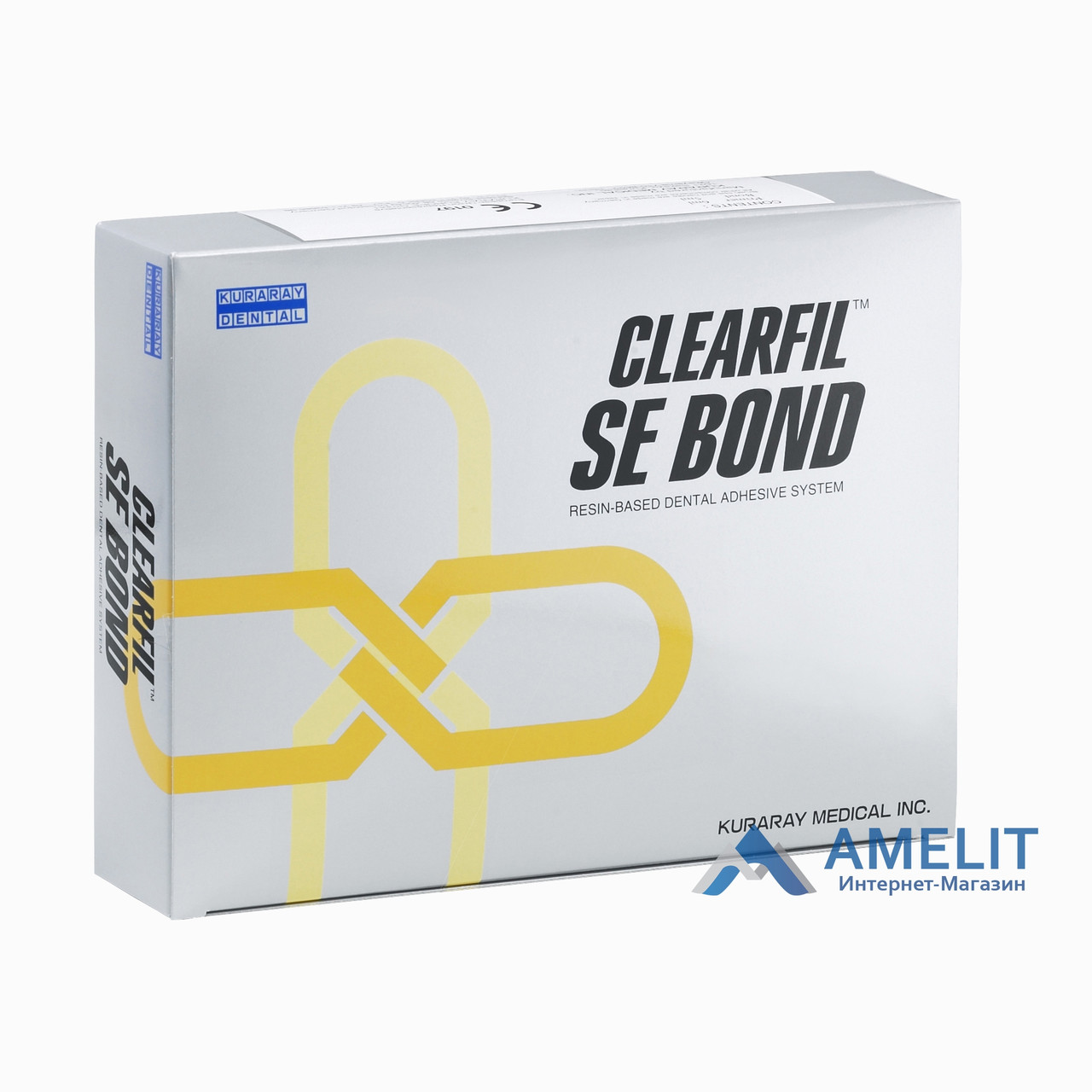 Клирфил СИ Бонд (Clearfil SE Bond, Kuraray), набор: праймер 6мл + бонд 5мл + aксессуары