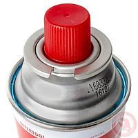 Баллон газовый 220г (ЕВРО стандарт)INTERTOOL (GS-0022)