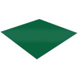 Гладкий лист 0,5 мм   RAL 7024   ArcelorMittal   (2000*1250), фото 5