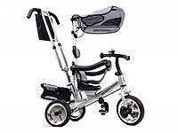 Дитячий триколісний велосипед Lexus XG18919T121 Срібний (132020)