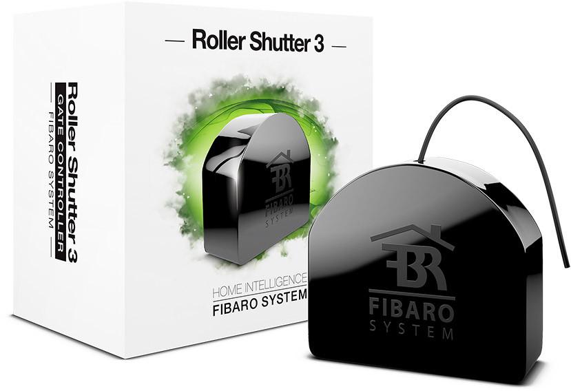 FGRM-222 FIBARO Roller Shutter 3, Z-Wave модуль управління жалюзі