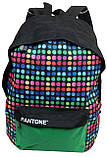 Молодежный рюкзак PASO 12L, 00-220PAN разноцветный, фото 2
