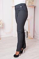 Женские брюки Леона черная