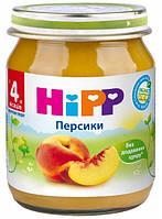 Фруктовое пюре персики хипп hipp HIPP
