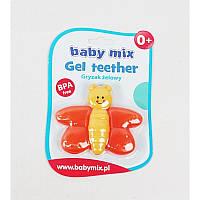 """BABY MIX Прорезыватель для зубов """"Пчёлка"""""""