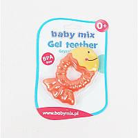 """BABY MIX Прорезыватель для зубов """"Рыбка"""""""