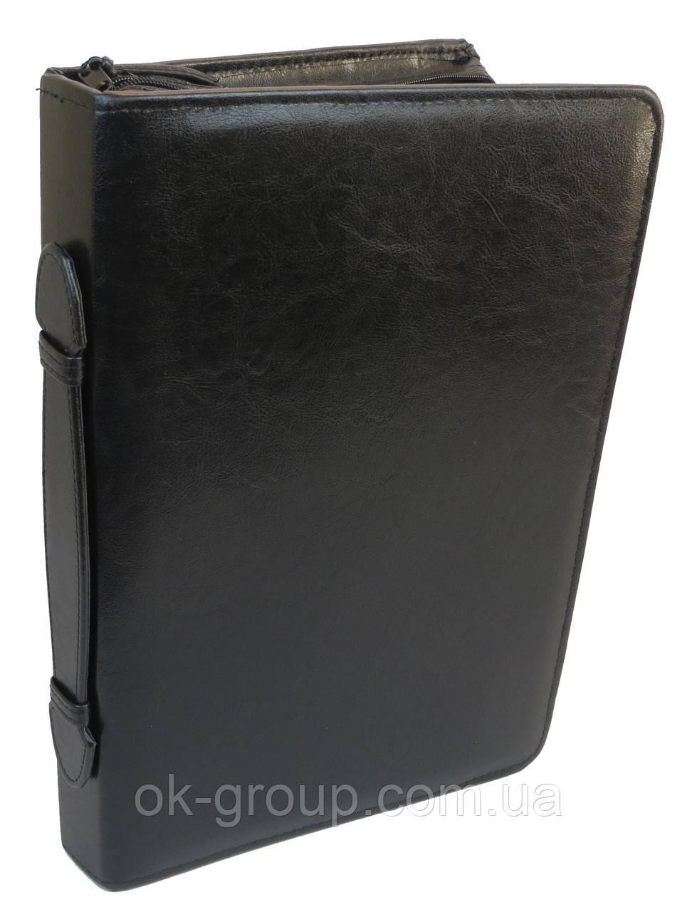 Папка деловая с ручкой из эко кожи JPB Польша AK-10