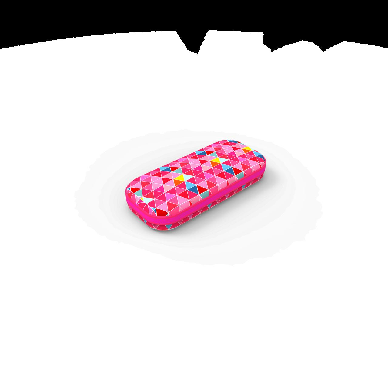 Пенал ZIPIT COLORZ BOX, цвет PINK (розовый)