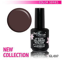 УФ гель-лак для ногтей NEW COLLECTION Lady Victory 15 мл. LDV GL-037/23-2