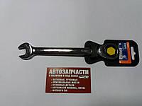 Ключ рожково-накидной с трещоткой на 16 Miol