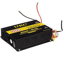 Инвертор, преобразователь  UKC AC/DC24v-12v 50A