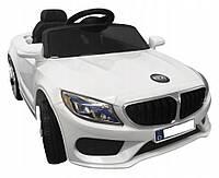 Электромобиль детский M5 с пультом управления белый