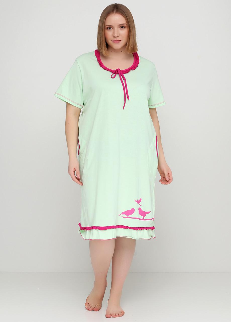 Женская ночная сорочка