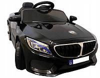 Электромобиль детский M5 с пультом управления черный