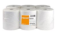Полотенца бумажные в рулоне TEMCA Racon Premium 2-х слойные, 20,3см х 300м