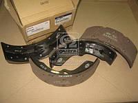 ⭐⭐⭐⭐⭐ Колодки тормозные барабанные задние Hyundai Hd35/hd75 09- (производство  Mobis)  5830545A63