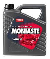 Масло моторное TEBOIL Moniaste 10w30(мин) 4 л, фото 1