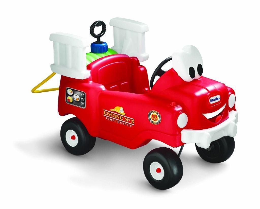 Машинка самоходная Пожарная Little Tikes 616129