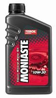 Масло моторное TEBOIL Moniaste 10w30(мин) 1 л, фото 1