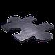 Резиновое напольное модульное покрытие для детских игровых площадок OSPORT (FI-0136-1), фото 8