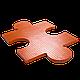 Резиновое напольное модульное покрытие для детских игровых площадок OSPORT (FI-0136-1), фото 7