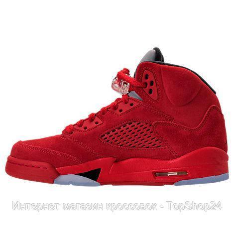 sports shoes 49ae2 fb4ea Детские кроссовки Air Jordan 5 Retro Kids
