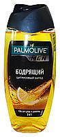 Гель для душа и шампунь Palmolive Men 2 в 1 Бодрящий Цитрусовый заряд - 250 мл.