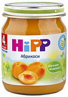 Фруктовое пюре абрикосы хипп hipp HIPP