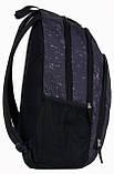 Городской рюкзак на 3 отдела PASO 21L, 16-5200B серый, фото 3