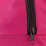 Рюкзак NEWFEEL Abeona розовый 17 л., фото 4