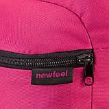 Рюкзак NEWFEEL Abeona розовый 17 л., фото 7