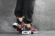 Кроссовки мужские Nike air max TN,темно синие с красным 44,45,46р, фото 2