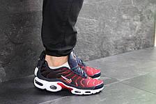 Кроссовки мужские Nike air max TN,темно синие с красным 44,45,46р, фото 3