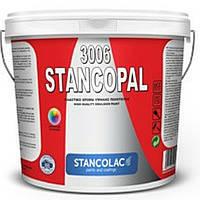 Краска интерьерная акриловая 3006 Stancopal для всех типов стен и потолков от плесени и грибка Stancolac