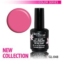 УФ гель-лак для ногтей NEW COLLECTION Lady Victory 15 мл. LDV GL-048/23-2