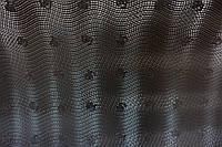 "Резина подметочная для обуви ""LB Волна"" 500*430 т.1,2 мм. черн."