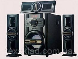 Комплект акустики 3.1 DJACK E-503 60W (USB/FM-радіо/Bluetooth)